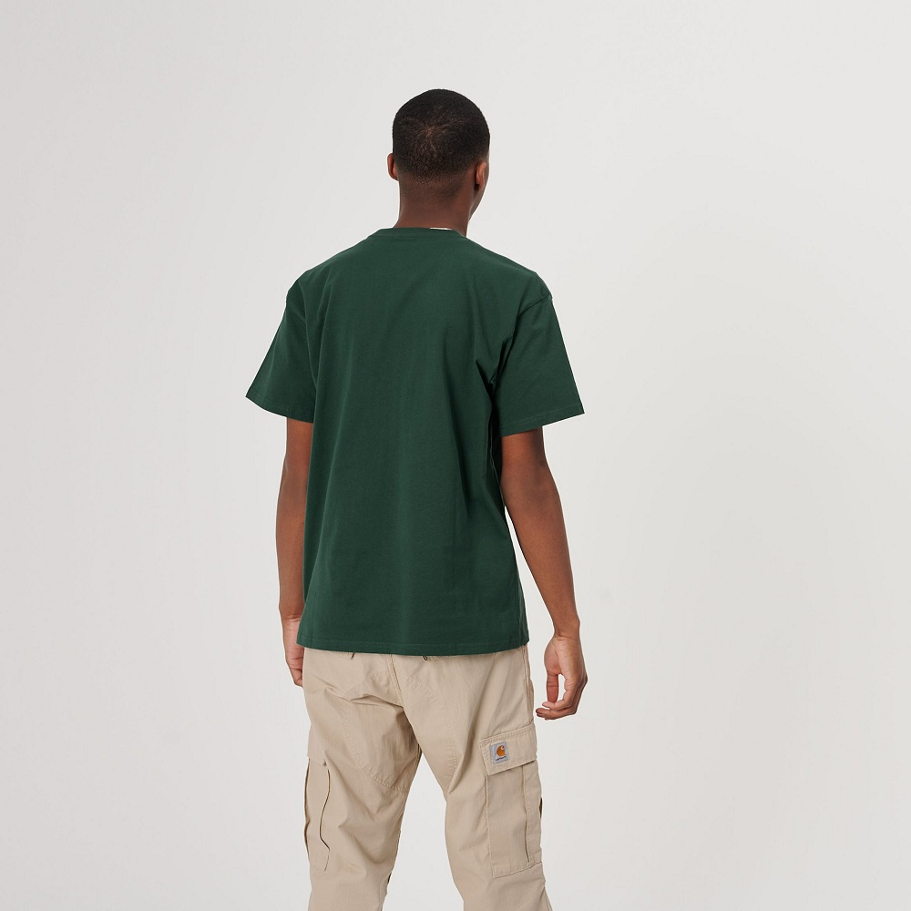 Carhartt   T-SHIRT CHASE T4