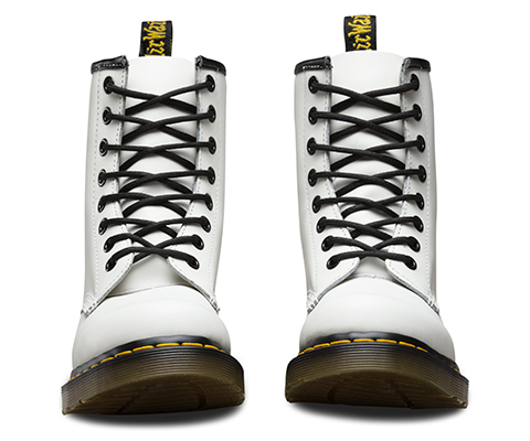 Dr Martens 1460 Boot WHITE SMOOTH  1460W