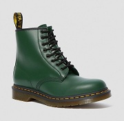 Dr Martens 1460 Boot  GREEN SMOOTH 1460/5