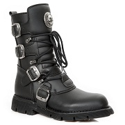 New Rock boot VEGAN  M-1473-V1