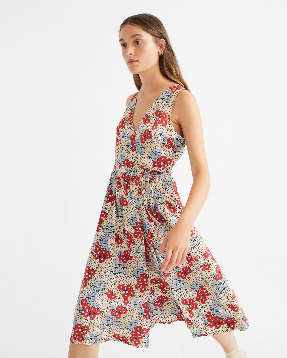 Thinking Mu   AMAPOLA SMALL FLOWERS  WDR00081