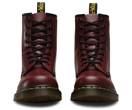 Dr Martens 1460 Boot CHERRY RED SMOOTH 1460/2