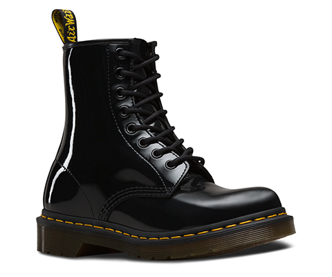 Dr Martens 1460 Boot  Patent  1460/7