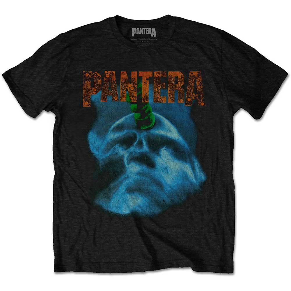PANTERA UNISEX TEE: FAR BEYOND DRIVEN WORLD TOUR PANTERA 1