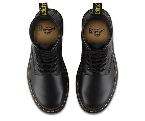 Dr Martens 1460 Boot  BLACK SMOOTH  1460/1