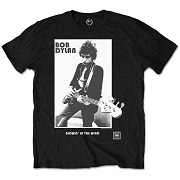 BOB DYLAN UNISEX TEE: BLOWING IN THE WIND (RETAIL PACK)  BOB DYLAN 3